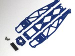 BLUE G-10 STANDARD DRAG CHASSIS KIT WITHOUT WHEELIE BARS