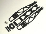 CARBON FIBER STANDARD DRAG CHASSIS KIT WITHOUT WHEELIE BARS