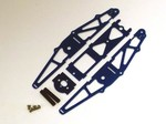BLUE G-10 MICRO DRAG CHASSIS KIT