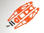 ORANGE G-10 MICRO DRAG CHASSIS KIT